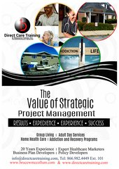 Special Financed Purchase of Project Management Services
