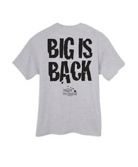 BIG IS BACK (Ash T-Shirt)