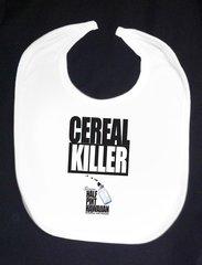 CEREAL KILLER (White Bib)