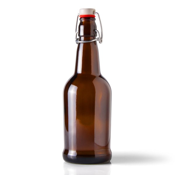 16oz Beer Bottles 16ounce Amber Glass Beer Bottles 12