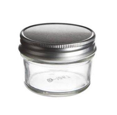 4 oz mason jars clear glass 4 ounce jar wholesale bottles jar bulk order distrubitor. Black Bedroom Furniture Sets. Home Design Ideas