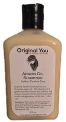 Argon Oil Shampoo - Sulfate/Paraben Free