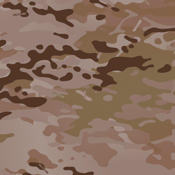 Multicam Arid Camouflage Camo Wrap Adhesive Vinyl