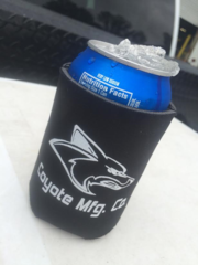 Coyote MFG Co Koozie