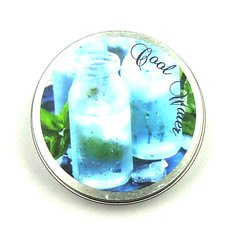 Cool Water Scented Soy Wax - Large