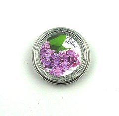 Lilac Scented Soy Wax - Small