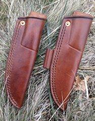 Celilo Leather Sheath