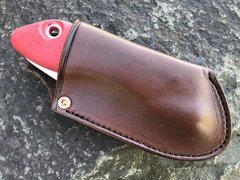 Leather Sheath for the Silky Pocketboy