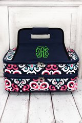 Moroccan Flower Insulated Double Casserole Tote