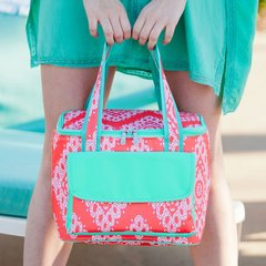 Coral Cove Cooler Bag