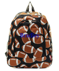 Football Large Backpack