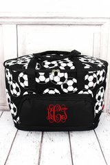 Soccer Insulated Cooler Tote