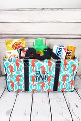 Hold Your Seahorses Collapsible Haul-It-All Basket