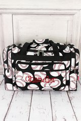 "Baseball 20"" Duffel Bag"
