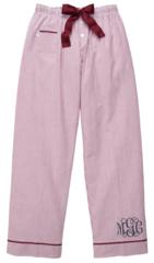 Seersucker Lounge Pants