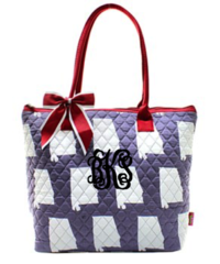 Alabama Quilted Shoulder Bag