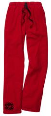Swiss Dot Flannel Lounge Pants