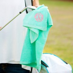 Subtle Golf Towel