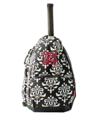 Bloom Damask Tennis Racket Bag