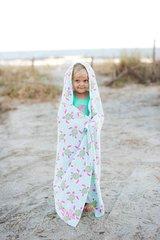 Kids' Hooded Towel - Turtle Tide