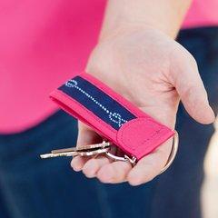 High Tied Keychain
