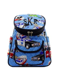To The Rescue Quilted Petite Backpack