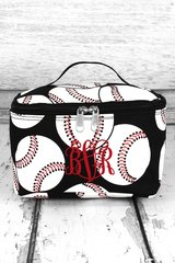 Baseball Zip Case