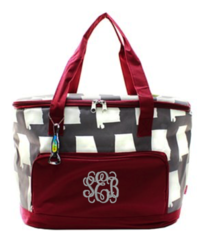 Alabama Insulated Cooler Tote