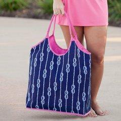 High Tied Beach Bag