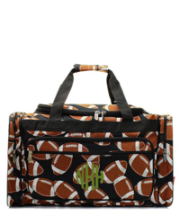 "Football 23"" Duffel Bag"