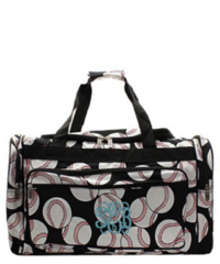 "Baseball 23"" Duffel Bag"