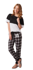 Tailgate Plaid Jogger Pants
