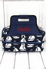 Set Sail Insulated Double Casserole Tote