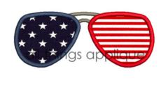 Patriotic Appliqué Designs