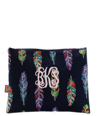 Fancy Feathers Bikini Bag