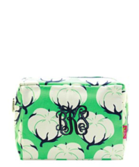 Cotton Fields Cosmetic Bag