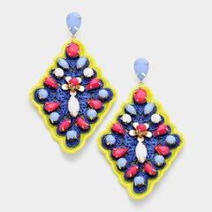 Morrocco Earrings