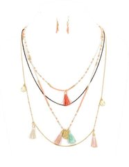 Boho Chic Layered Set