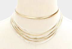 Duo Shine Choker