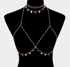 Gypsy Bralette Chain