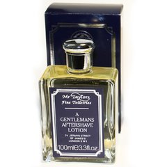 Taylor of Old Bond Street Mr Taylor Aftershave Lotion 100ml.