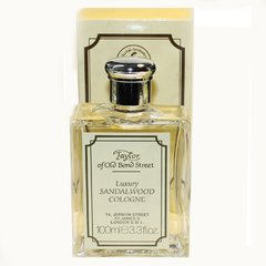 Taylor of Old Bond Street Sandalwood Cologne 100ml.