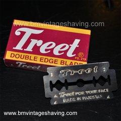 Treet Double Edge Razor Blades 10pk