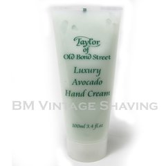 Taylor of Old Bond Street Avocado Hand Cream 75ml