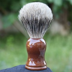 Rosewood Pure Badger Shaving Brush