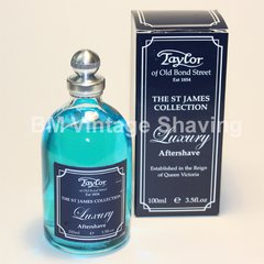 Taylor of Old Bond Street St. James Aftershave Lotion  100ml