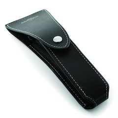 Edwin Jagger leather Razor Case - Black empty