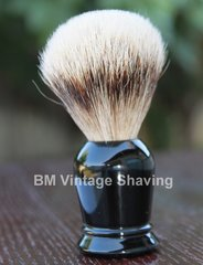 Silvertip Shaving Brush Faux Ebony