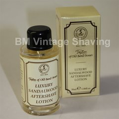 Taylor of Old Bond Street Sandalwood Aftershave 30ml