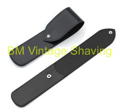 Dovo Straight Razor Leather Case - Black